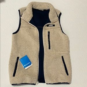 Columbia Vest with Tag